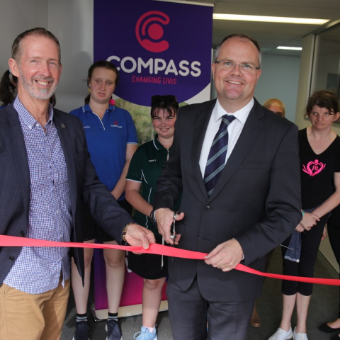 COMPASS OPENS NEW CAMPUS IN NAMBOUR!